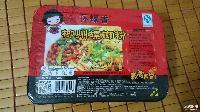 自热火锅米饭连续式封盒包装机
