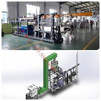 挤压膨化食品生产机械