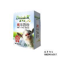 羊奶粉凯达乳业成人会销中老年羊奶粉400g盒装