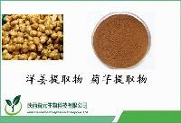 洋姜提取物 10:1 水溶性菊芋提取物 洋姜粉 菊芋粉 厂家现货热销