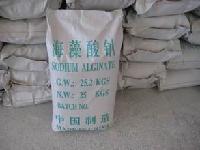 海藻酸钠厂家 海藻酸钠价格批发