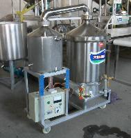 小型220V电双层锅蒸酒机