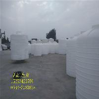 供应6吨食品级塑料桶 白色6立方pe水箱批发价格