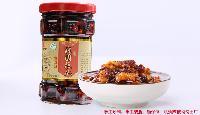 百年卢家桂圆核桃油辣椒210g/瓶