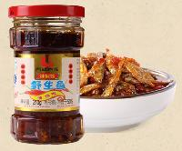 百年卢家野生鱼油辣椒210g/瓶