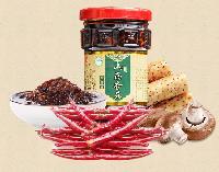 百年卢家山药香菇油辣椒210g/瓶