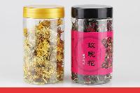 5510透明食品罐茶叶罐干果罐蜂蜜罐糖果饼干罐坚果罐大口径透明瓶