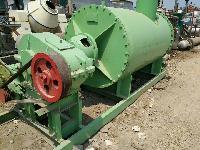 供应二手1000L-2000L-3000L-5000L不锈钢耙式干燥机