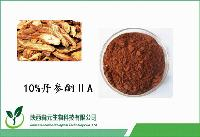 丹参酮ⅡA 10% 天然丹参提取物 现货直销 丹参酮