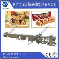 东台汉源供应营养谷物棒机器 营养谷物棒成型机 能量棒生产线