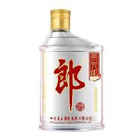 上海郎酒总经销//郎酒小酒版价格表//小郎酒45度整箱批发