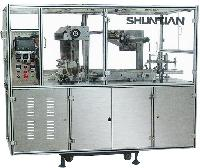 ST-T360型全自动三维透明膜包装机
