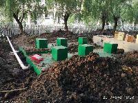 蔬菜№加工清洗污水处理设备