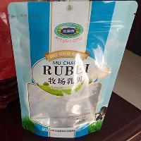 250克干果休闲食品自立拉链包装袋韩国泡菜调料袋批发