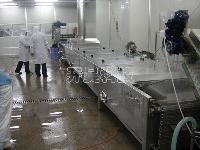漂烫冷却机 漂烫机 漂烫设备 蒸煮设备