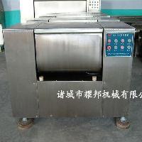 大型烤肠拌馅料机