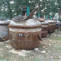供应不锈钢反应釜 二手2立方高温高压反应釜出售