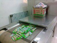 袋装食品的微波杀菌设备