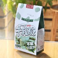 圣味同福 132g盒装绿茶味牛轧糖