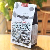 圣味同福 132g盒装芝麻味牛轧糖