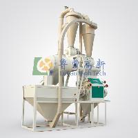 杂粮制粉机 磨玉米面粉 皮心分离磨面机