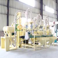 日产15吨-50吨玉米粉玉米面加工成套设备多少钱