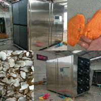 空气能热泵烘干机红薯干