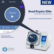Omni Bead Ruptor24 Elite多样品研磨珠均质仪 新一代多功能