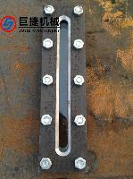 厂家直销不锈钢碳钢长方形法兰视镜、碳法兰视镜