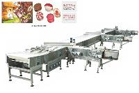 YW-SCX1500全自动多功能输送生产线