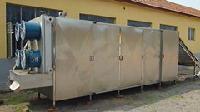 QQ豆干蒸汽式连续式烘干箱