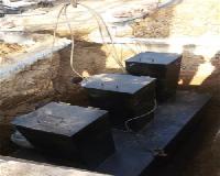 30t/d 一体化生活污水处理设备