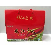 龙江留香精制小米 精品礼盒装 人工挑选 不添加色素400克X10袋