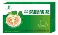 玉竹兰葛降酸茶.