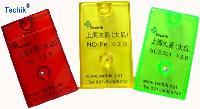 【行业推荐】金属检测机测试卡Techik【*