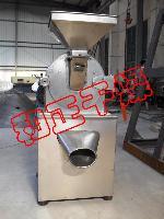 60B带除尘水冷却粉碎机 化工原料热敏性物料粉碎设备