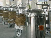 食品级滤芯式过滤器