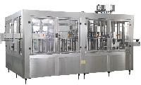 玻璃瓶果味汽水灌装机