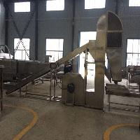 供应毛豆风选机成套设备