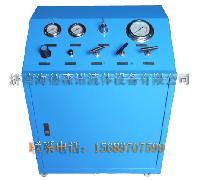 电动氮气增压系统
