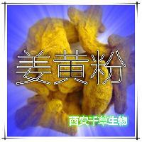 姜黄提取物纯天然植物提取厂家生产