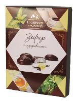 俄罗斯Classic经典香草味棉花糖巧克力 250g/盒