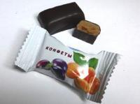 俄罗斯Vologda with Fruit方旦水果软糖 200g/包