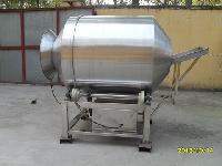 香辣藕片滚筒式拌料机 汇康专业制造
