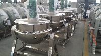 搅拌夹层锅专业用于食品制药熬胶日用化工