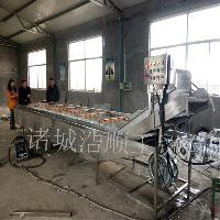 供应蔬菜清洗机 多功能气泡清洗机 五谷杂粮