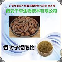 香附子提取物厂家生产提取物香附子水溶粉