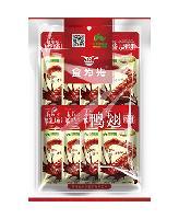 食为先 炸酱鸭翅 100g定量装 香辣味