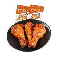 食为先 快跑鸡腿 二元装 香辣味