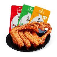 食为先 炸酱鸭翅 一元装 香辣味